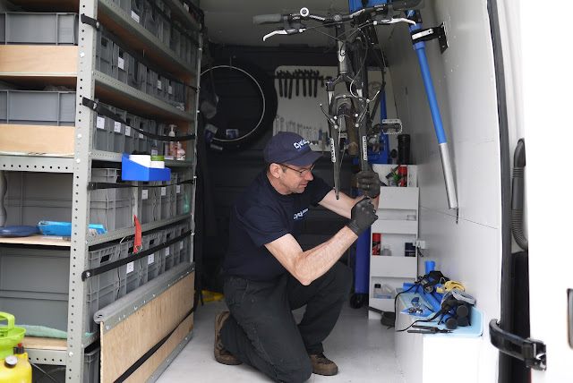 Mobile Bicycle Repairs at your home or place of work