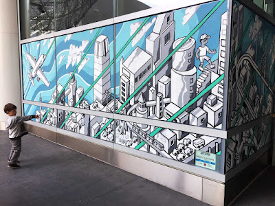 Nigel Sussman mural