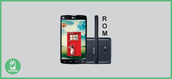 Stock Rom Original de Fabrica LG L80 Dual Chip D385 Com TV Digital Android 4.4 KitKat