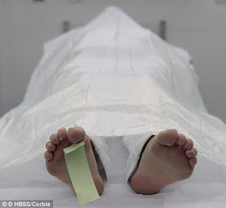 Outrage as Egypt plans 'farewell intercourse law' so husbands can have sex with DEAD wives up to six hours after their death 1