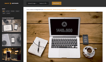 Ücretsiz Mockup Siteleri