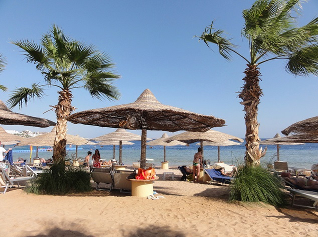 Sharm el-Sheikh Beach, Egypt