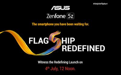 Asus Zenfone 5Z launch Date India