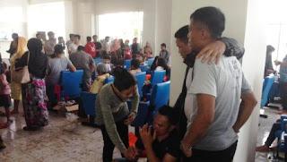 Kapal Wisata Terbakar di Jakut, BNPB: 2 Orang Tewas dan 7 Luka