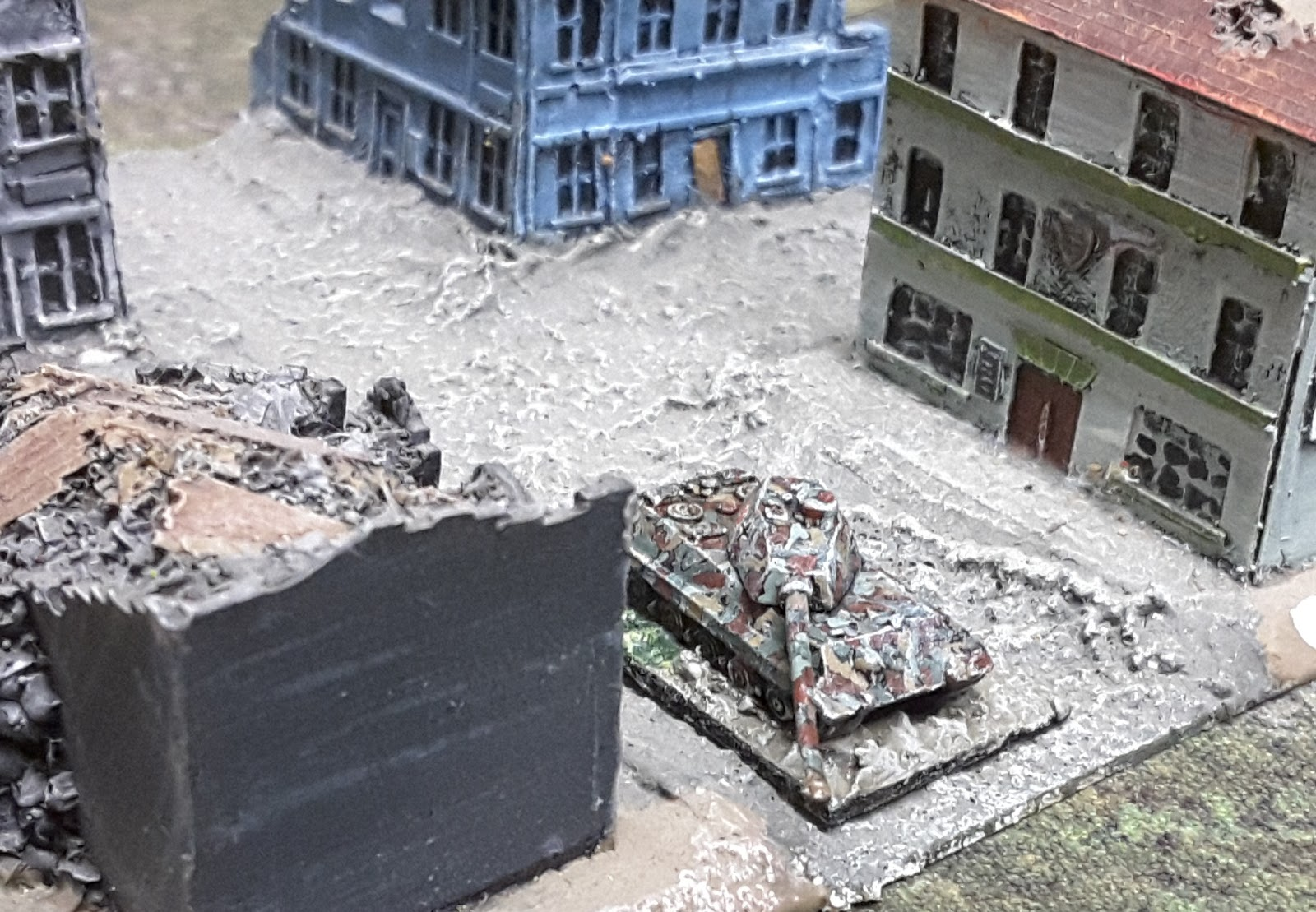 Yarkshire gamer up against the wall 1944 scenario aar - Round table montgomery village ...
