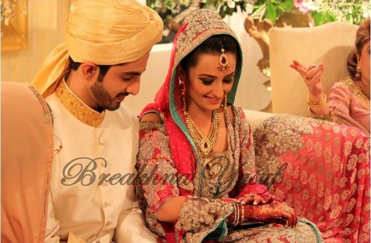 Hindi Friendship Quotes Wallpaper Javed Sheikhs Daughter Momal Sheikh Wedding Picture