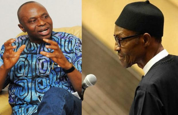 I'm not joining APC - Ondo State governor says after visit to Buhari