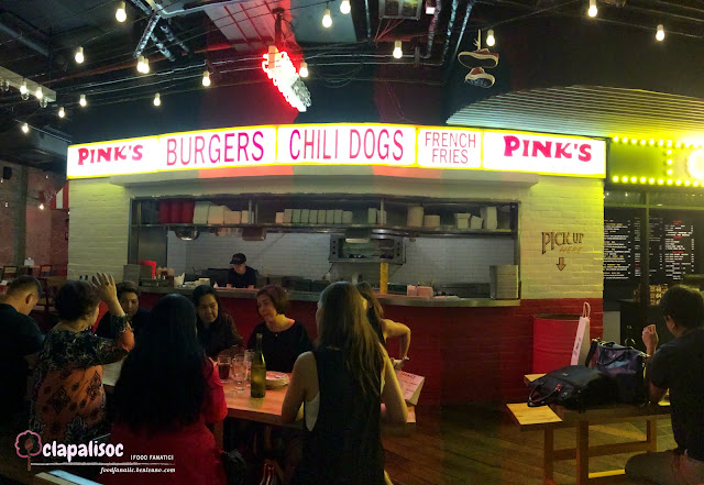 Pink's Hot Dogs BGC
