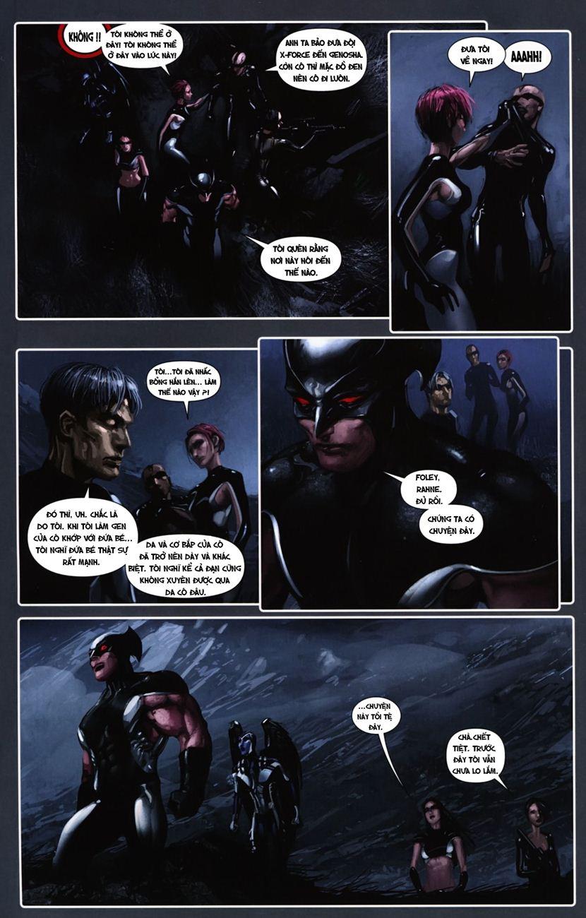 X-Men Necrosha chap 11 trang 10
