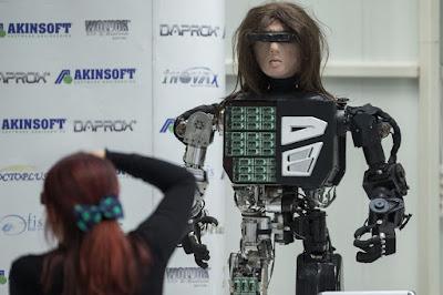akınrobotics yerli insansı robot fabrikası toyota yalın üretim sistemi