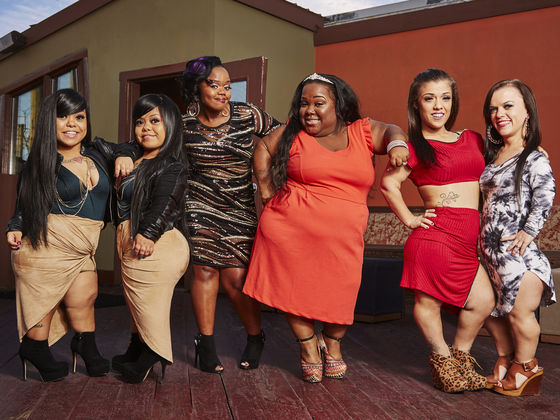 Pictured little women atlanta cast emily fernandez and brianna lyn