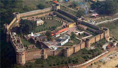 Bahu fort in Jammu Kashmir