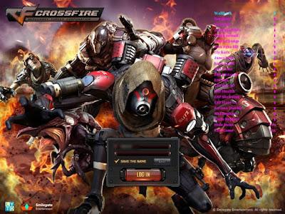 Crossfire  Indocit pekalongan