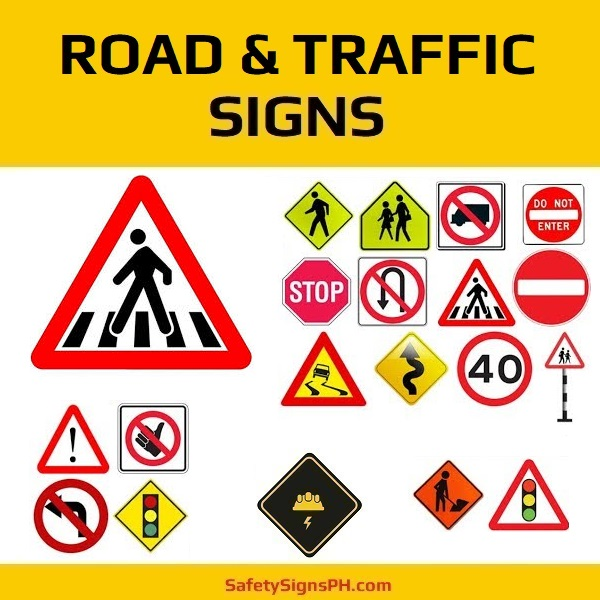 Road & Traffic Signs Philippines
