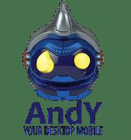 برنامج اندى download andy لتشغيل تطبيقات الاندرويد