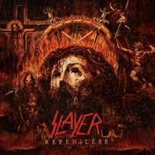 Album of Slayer Repentless