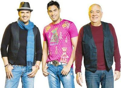 Foto de integrantes de Guaco con jeans
