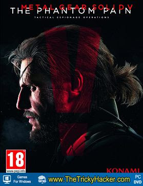 Metal Gear Solid 5 The Phantom Free Download Full Version Game PC