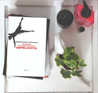 """Recensione libro """"Momenti di trascurabile felicità"""" di Francesco Piccolo"""