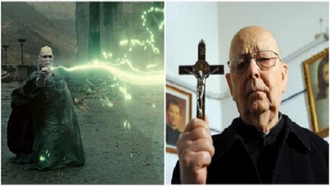 Οι εξορκιστές του Βατικανού απαγορεύουν τα βιβλία του Χάρι Πότερ από το σχολείο του Τενεσί