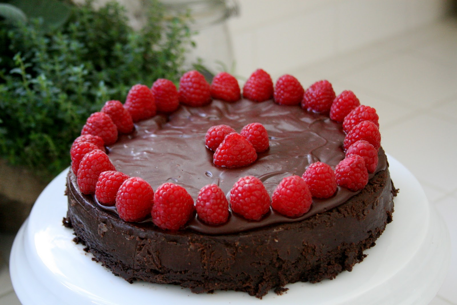 Flourless Chocolate Cake Real Simple Recipes Party