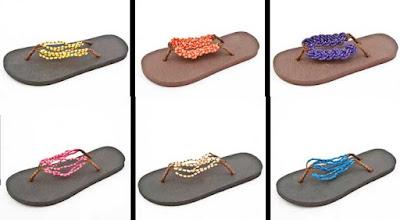 sandalias originales mujeres