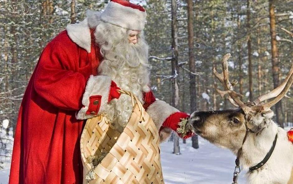 Babbo Natale Zampa.Babbo Natale E Zampa Disegni Di Natale 2019