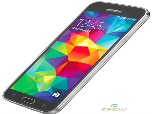 how to get data from smashed galaxy s5