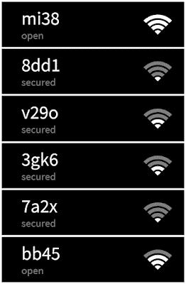 Rede Wi-Fi imagem
