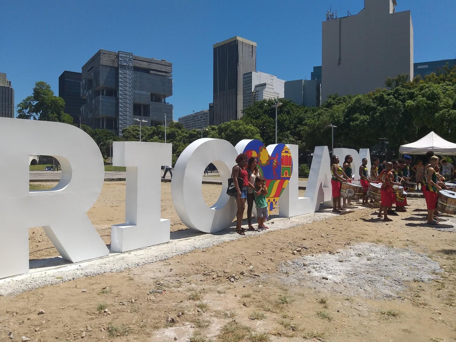 As primeiras fotos no novo cartão postal da cidade - RioAmaLapa
