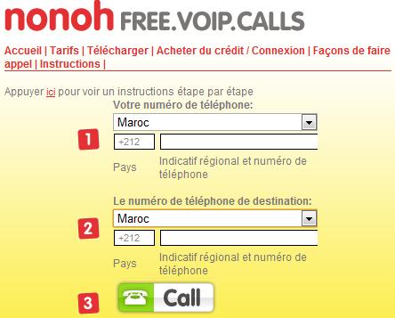 numero telephone rencontre maroc