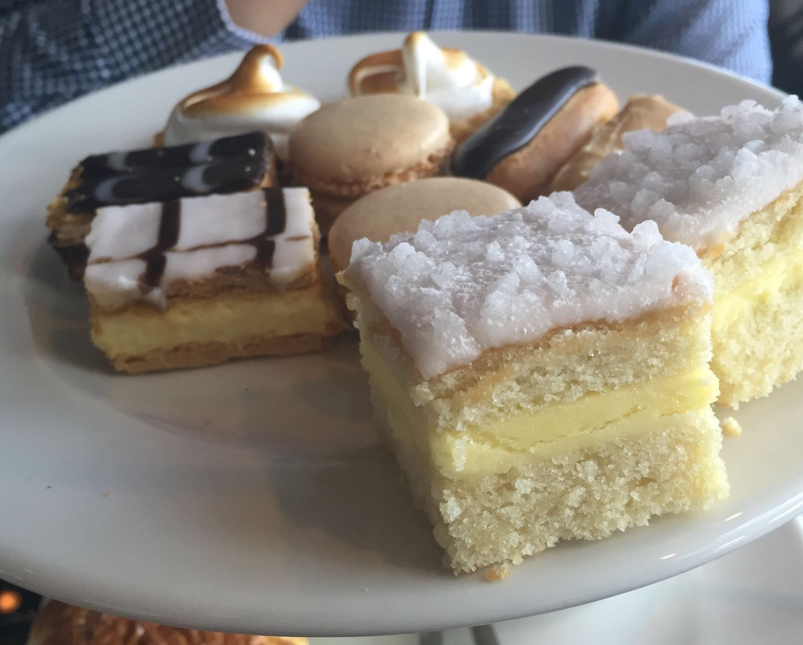 Classic Afternoon Tea Cruise, Bateaux London | ramblings of a ...