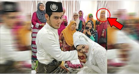 Wow! Berani Mati! Sekitar Majlis Kahwin Hafidz Roshdi Tengok Sape Yg Berani Mati Datang Tu?...