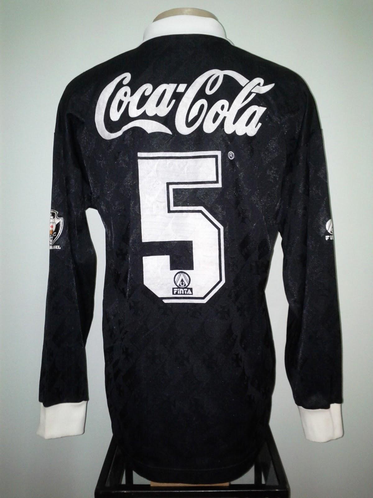 341d5004d8805 1993-94 Finta (Coca-Cola) (Valeu Roberto!) (Lousano)