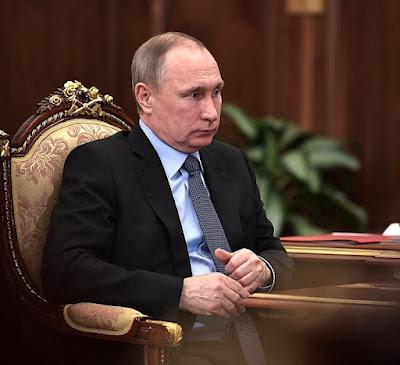 President Putin, Vladimir Mau.