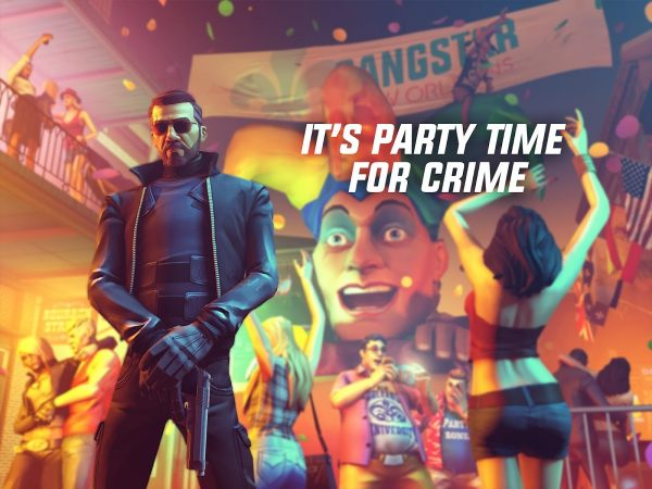 Download Gangstar New Orleans Full Weapon, Cars Unlocked All Opened 100% Save Load MOD Unlimited Money Cash Gold Ammo Free Shopping v1.1.0i Apk Android Terbaru Gratis