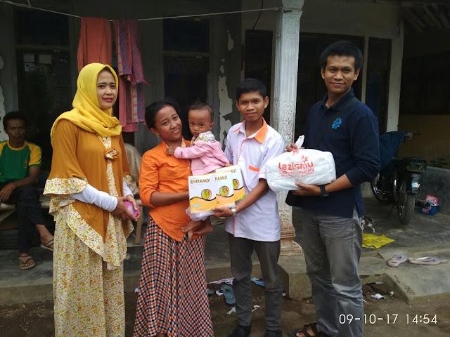 Team Lazismu Jember bersama Relawan TB Care PD. Aisyiah Jember