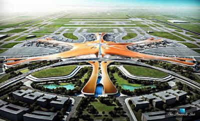 Nou megaconstruccions de la Xina