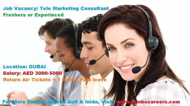 latest tele marketing jobs in dubai, marketing jobs in uae dubai