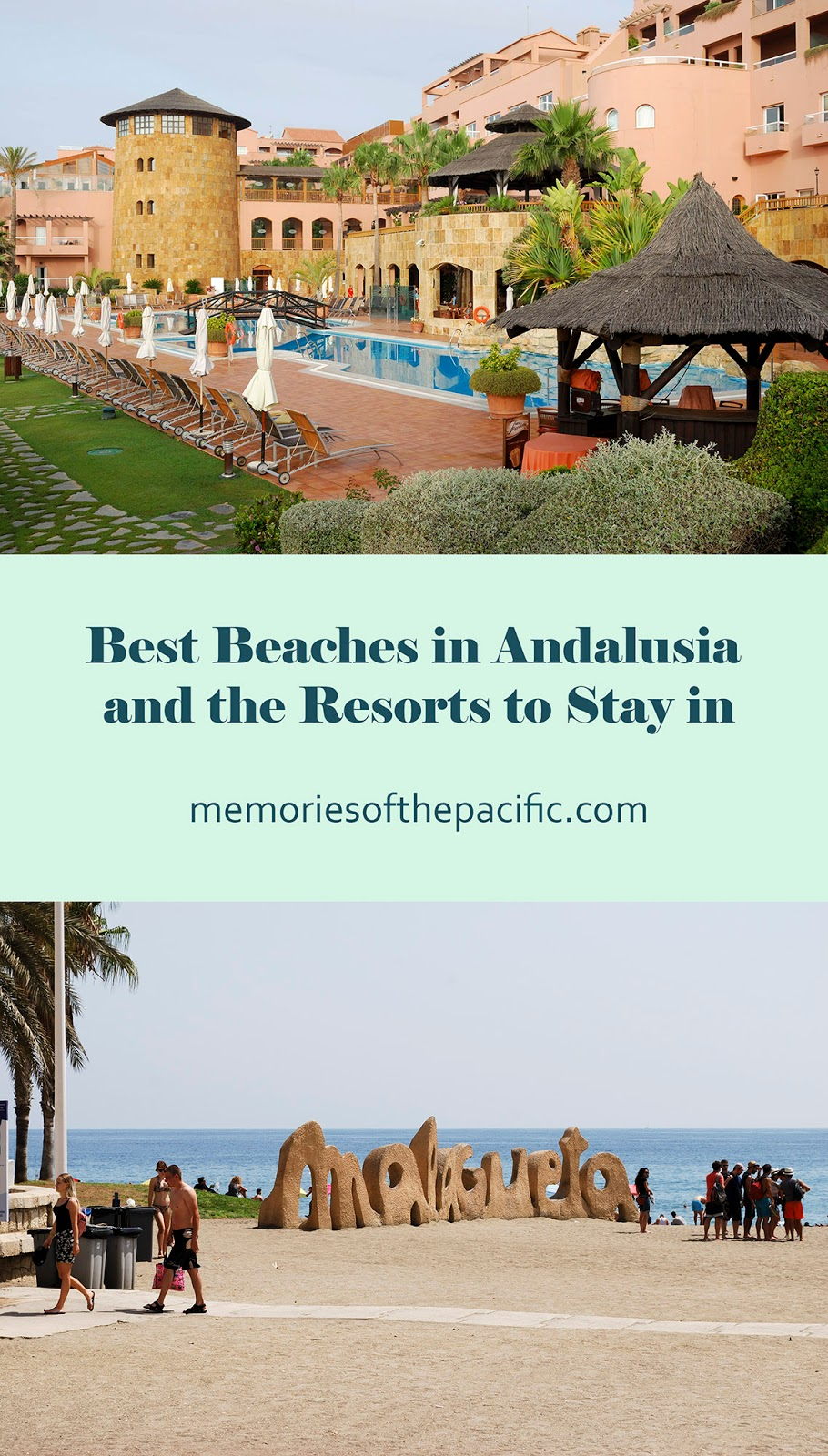 resort hotel beach spain andalusia coast southern destination