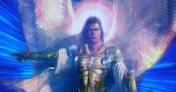 Onde O Espírito De Deus Está Colo De Deus Reinflama: No Colo De Arcanjo Miguel: Minha Oração Predileta Para