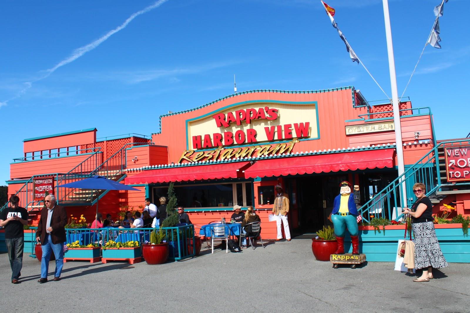 Monterey bay wharf restaurants confirm. All