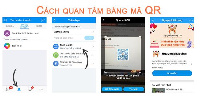 Cách quan tâm NguyenloiMoving