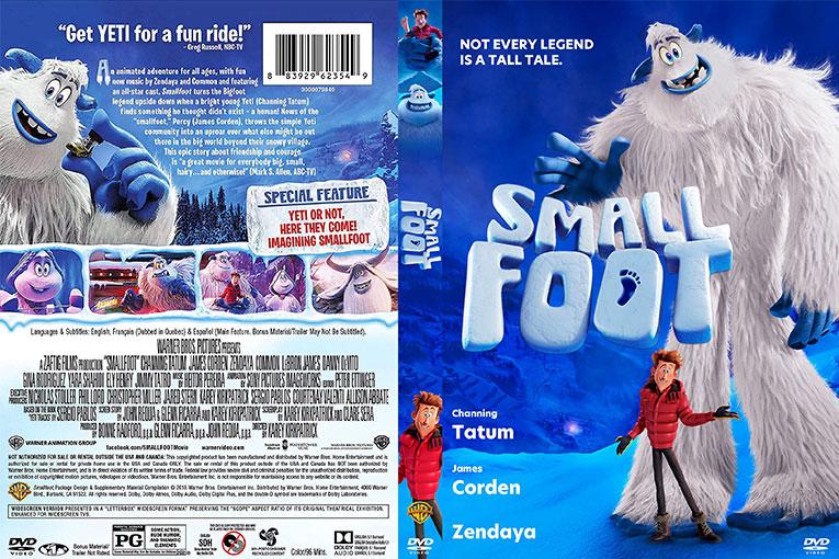 Smallfoot (2018) 720p BrRip x264