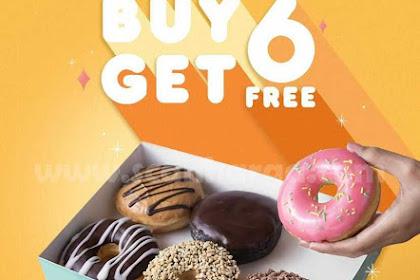 Promo Dunkin Donuts Terbaru 20 - 22 April 2019
