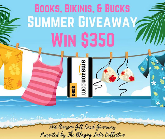 Giveaway! $350 in Amazon Cash!
