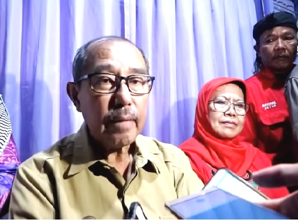 """"""" HOAX"""" , Bupati Bandung Barat Abubakar """"Bantah"""" Terkena OTT KPK"""