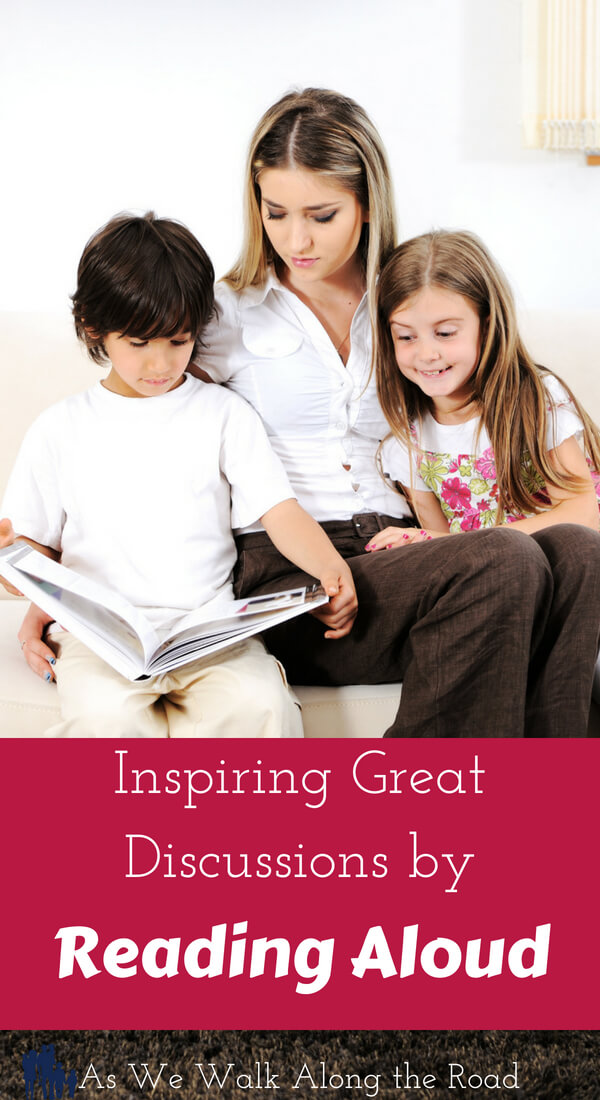 Inspiring great discussions by reading aloud