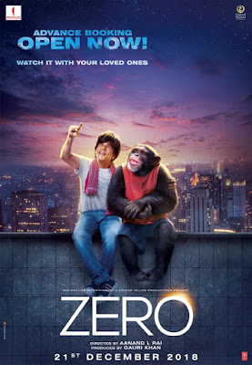 ZERO 2018 Full Movie Download in HD 720p