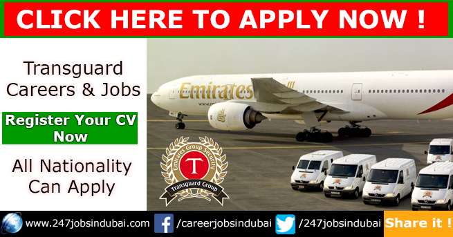 Careers Opportunities at Transguard Jobs